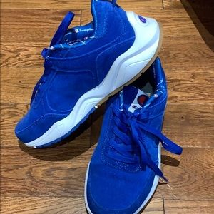 Champion Suede Sneaker size 6